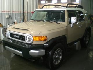 Used 2012 Toyota FJ Cruiser 5A for sale in Red Deer, AB