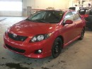 Used 2009 Toyota Corolla S 5M for sale in Red Deer, AB