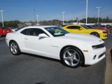 Photo of White 2013 Chevrolet Camaro