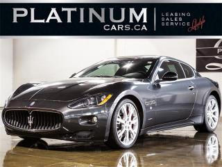 Used 2009 Maserati Gran Turismo S 4.7, CAMBIOCORSA F1 PADDLE SHIFT (1 OF 300 MADE) for sale in North York, ON