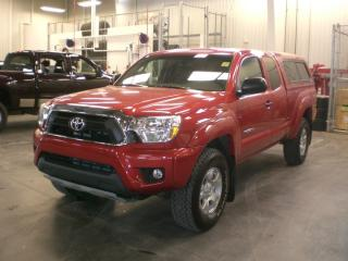 Used 2012 Toyota Tacoma 4x4 Access Cab V6 for sale in Red Deer, AB