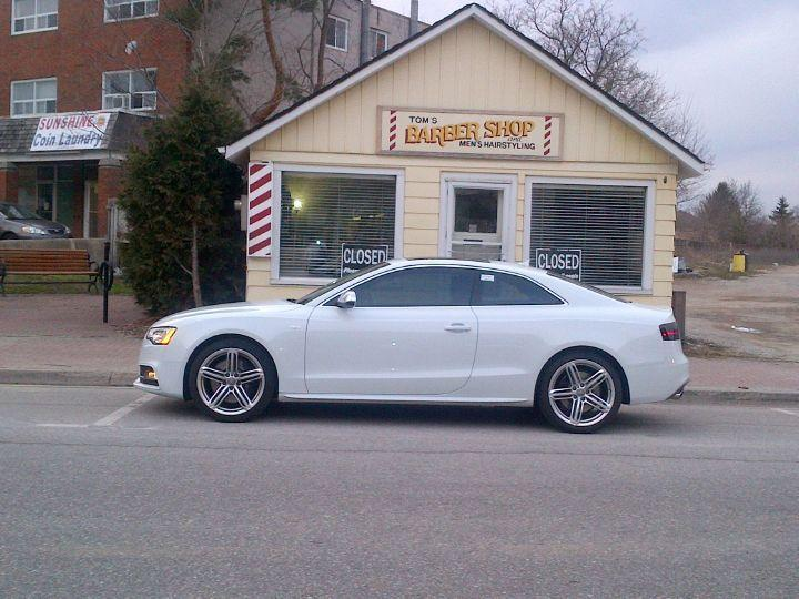 used 2013 audi s5 for sale in york ontario. Black Bedroom Furniture Sets. Home Design Ideas