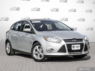 Used 2013 Ford Focus SE 4 Door Hatchback for sale in Barrie, ON