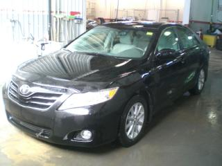 Used 2010 Toyota Camry XLE V6 for sale in Red Deer, AB