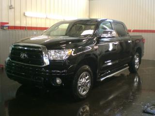 Used 2010 Toyota Tundra CrewMax SR5 6 Passenger for sale in Red Deer, AB