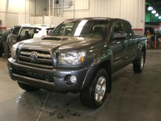 Used 2009 Toyota Tacoma Double Cab SR5 V6 for sale in Red Deer, AB