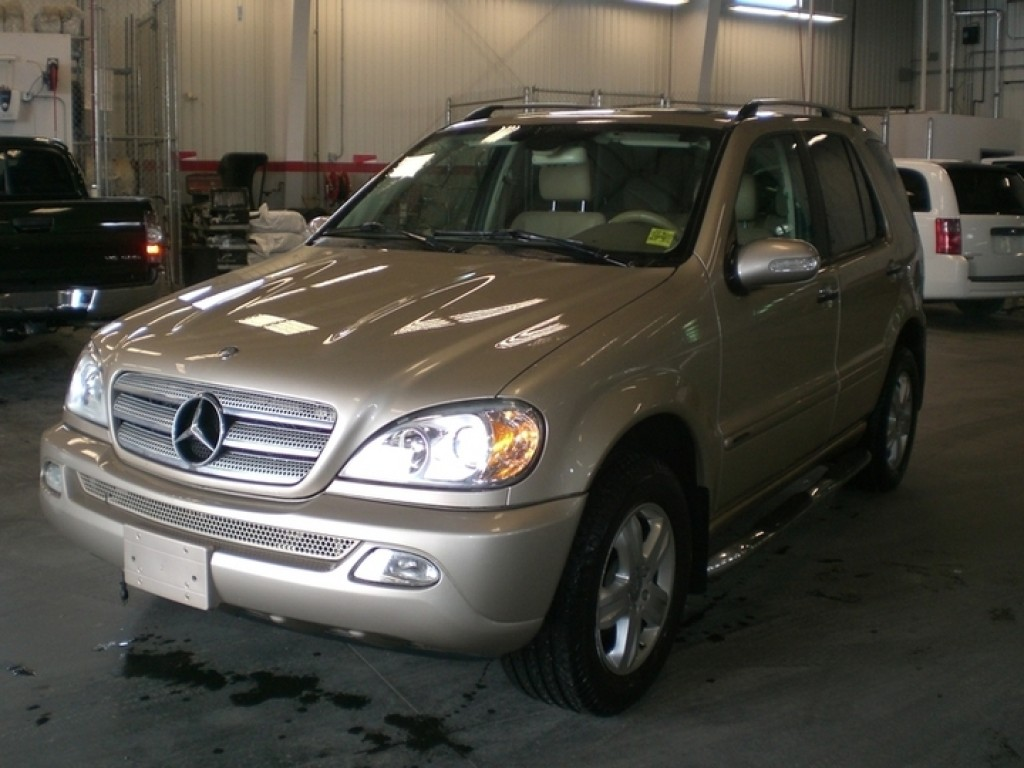 Used 2005 mercedes benz ml 350 se ml350 special edition for 2005 mercedes benz ml350 for sale