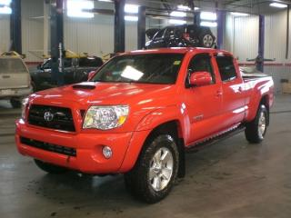 Used 2008 Toyota Tacoma Double Cab SR5 V6 for sale in Red Deer, AB