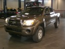 Used 2010 Toyota Tacoma Double Cab SR5 V6 for sale in Red Deer, AB