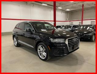 Used 2018 Audi Q7 TECHINK S-LINE SPORT ADVANCED DRIVING ASSIST PLUS 21'S for sale in Vaughan, ON