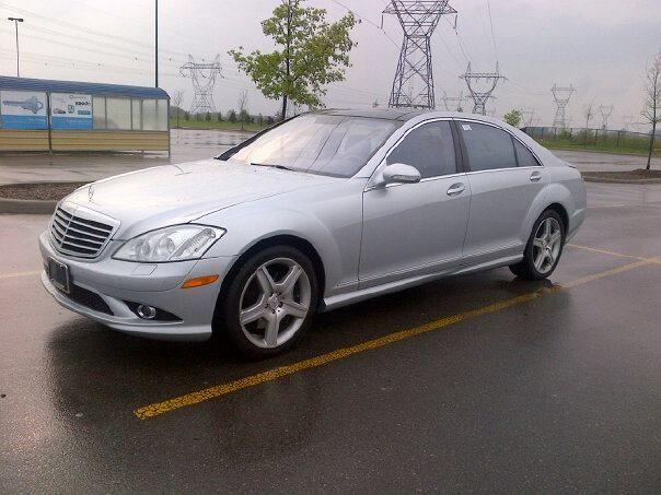 Used 2007 Mercedes Benz S550 4matic Amg Sports Package For