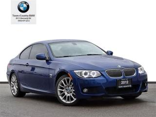 Used 2012 BMW 328i Xdrive Coupe M Sport Package for sale in Unionville, ON