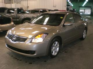 Used 2008 Nissan Altima 2.5 S for sale in Red Deer, AB