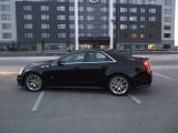 Photo of Black 2012 Cadillac CTS-V