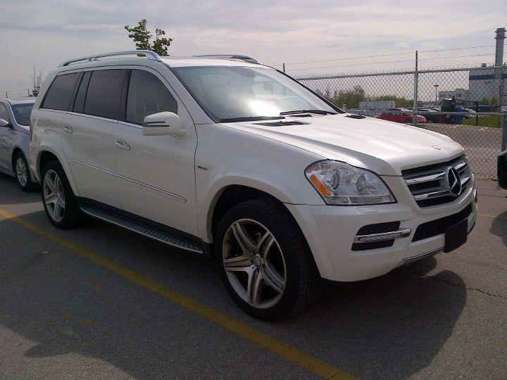used 2012 mercedes benz gl350 bluetech diesel for sale in. Black Bedroom Furniture Sets. Home Design Ideas