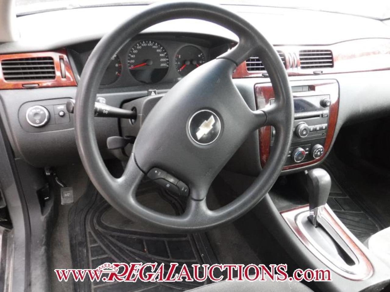 2007 Chevrolet IMPALA LS 4D SEDAN