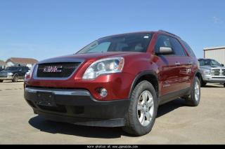 Used 2008 GMC Acadia SLT2 for sale in Grande Prairie, AB