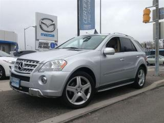 Used 2010 Mercedes-Benz ML550 premium for sale in North York, ON