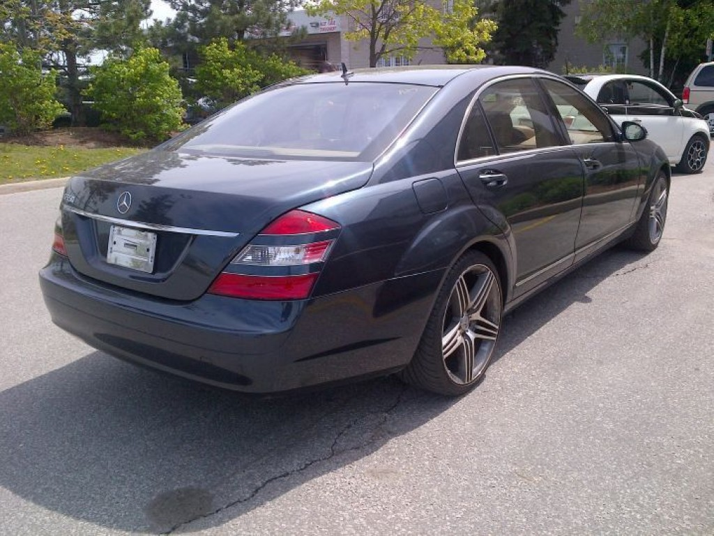 Used 2007 Mercedes Benz S550 Amg Sports Package For Sale