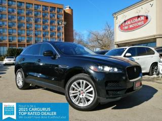 Used 2017 Jaguar F-PACE DIESEL |CLEAN CARFAX | NAVI | CAM | ROOF | 4 NEW SNOW TIRES* for sale in Scarborough, ON