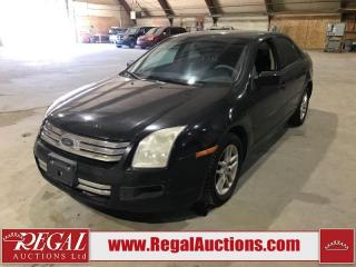 Used 2006 Ford Fusion for sale in Calgary, AB