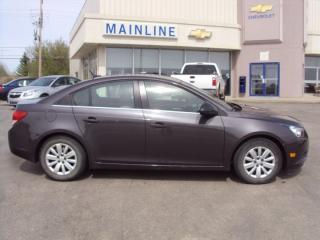 Used 2011 Chevrolet Cruze LS for sale in Watrous, SK