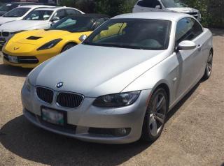 Used 2007 BMW 335i i, Cabriolet, Sport Package for sale in Winnipeg, MB