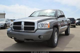 Used 2007 Dodge Dakota SLT for sale in Grande Prairie, AB