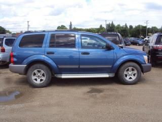 Used 2006 Dodge Durango SLT for sale in Watrous, SK