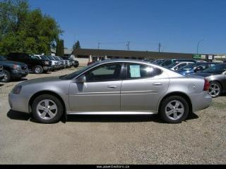 Used 2008 Pontiac Grand Prix for sale in Swan River, MB