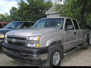 Used 2006 Chevrolet Silverado 2500 2500 for sale in Swan River, MB