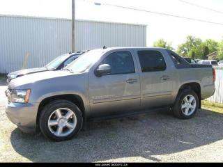 Used 2008 Chevrolet Avalanche for sale in Swan River, MB