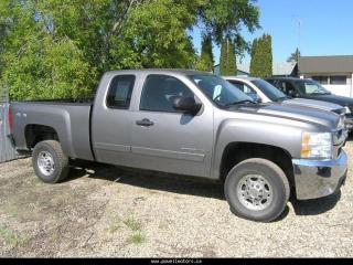 Used 2007 Chevrolet Silverado 2500 2500 for sale in Swan River, MB