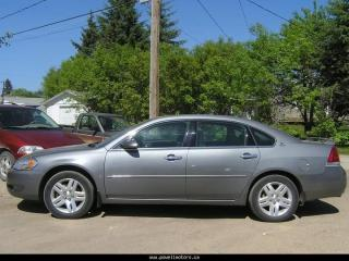 Used 2007 Chevrolet Impala for sale in Swan River, MB