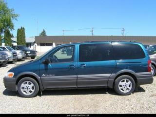 Used 2002 Pontiac Montana for sale in Swan River, MB
