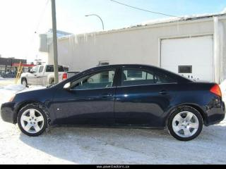 Used 2008 Pontiac G6 for sale in Swan River, MB