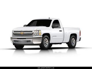 Used 2011 Chevrolet Silverado WT Regular Cab SWB for sale in Swan River, MB