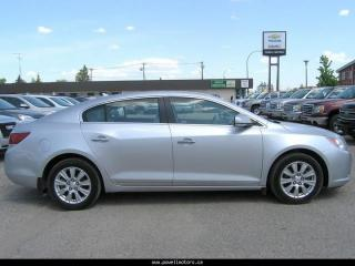 Used 2010 Buick LaCrosse for sale in Swan River, MB