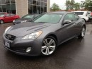 Used 2010 Hyundai Genesis Coupe 3.8-MANUAL-BONUS:WINTER TIRES!!!CERTIFIED for sale in Mississauga, ON