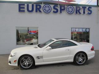 Used 2009 Mercedes-Benz SL 63 AMG for sale in Newmarket, ON