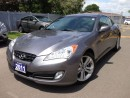 Used 2011 Hyundai Genesis Coupe 2.0T GT-LEATHER-SUNROOF-PREMIUM PACK for sale in Mississauga, ON
