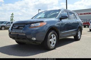 Used 2008 Hyundai Santa Fe GLS for sale in Grande Prairie, AB