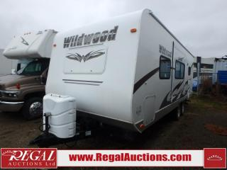 Used 2012 Forest River Wildwood 23FB Travel Trailer for sale in Calgary, AB