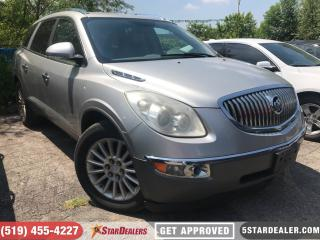 Used 2008 Buick Enclave CXL | LEATHER | AWD for sale in London, ON