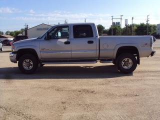 Used 2006 GMC Sierra 2500 K2500 Crew SLE for sale in Watrous, SK