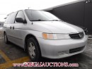 Used 2001 Honda Odyssey WAGON for sale in Calgary, AB