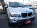 Used 2006 BMW X5 3.0i Executive Edition for sale in Brampton, ON