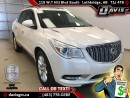 Used 2014 Buick Enclave Premium-7 Passenger, Heated/Cooled Leather, Sunroof for sale in Lethbridge, AB