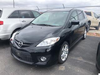 Used 2010 Mazda MAZDA5 GT for sale in Burlington, ON