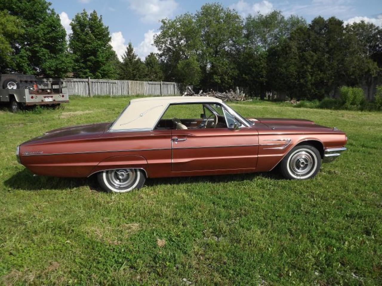 1965 Ford Thunderbird SPECIAL LANDAU